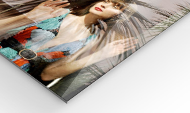 Image of HD Metal Print