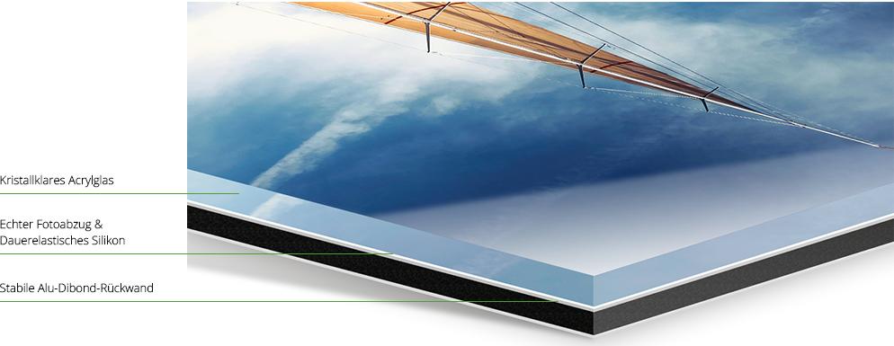acrylglas fotos mit echtem fotoabzug online bestellen whitewall. Black Bedroom Furniture Sets. Home Design Ideas