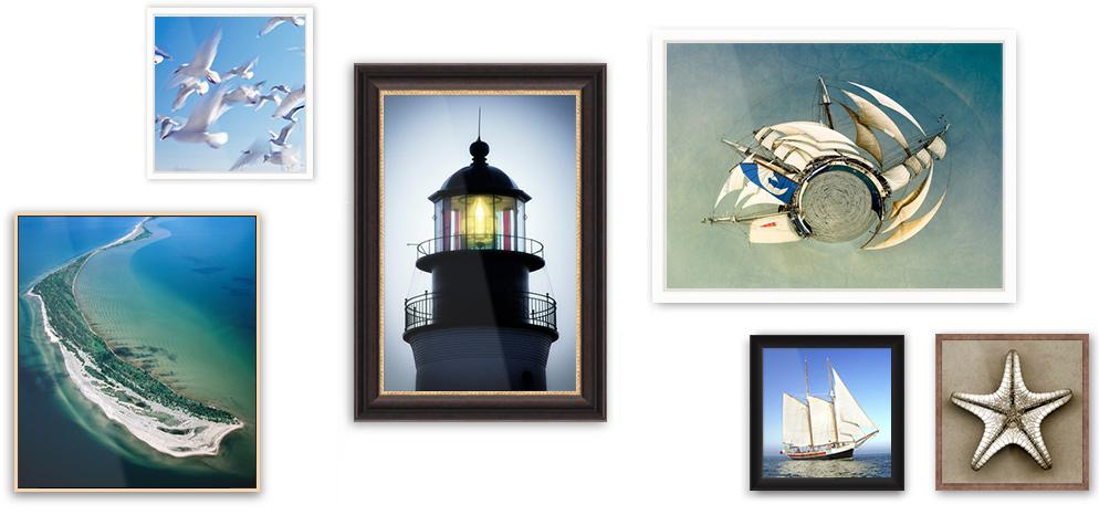 Foto-Abzug hinter Acrylglas bestellen