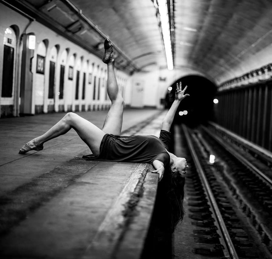 Mr. NYC Subway - True Character