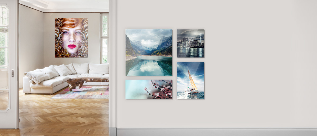 my whitewall your photos under acrylic glass