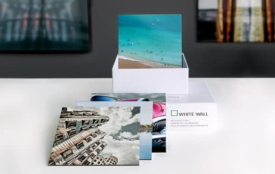 Aluminium Prints Sample Pack