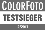 ColorFoto Testsieger
