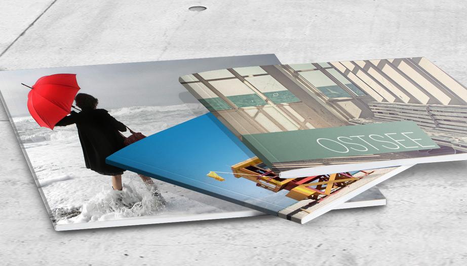 Fotobuch mit Softcover gestalten | WhiteWall