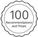 100 Recommendations and Prizes, Softcover Photo Book