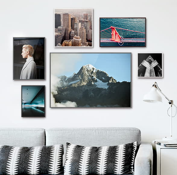 Whitewall acrylic photo prints canvas metal prints much more oslo frame gumiabroncs Choice Image