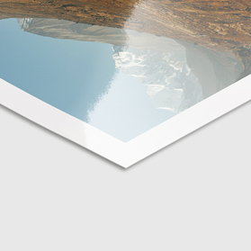 Fotos hinter Acrylglas auf Alu-Dibond, Leinwand, Fotobuch ...