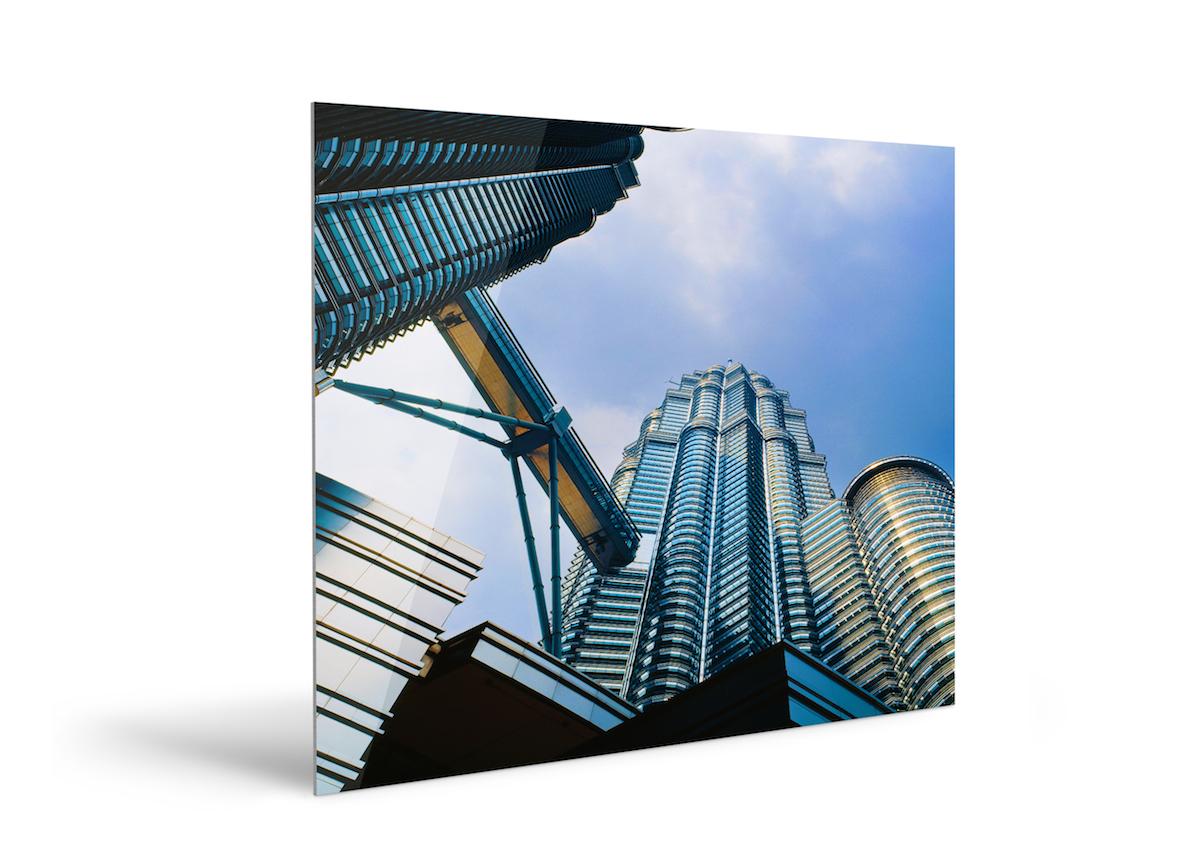 HD Metal Print architecture © WhiteWall.co.uk