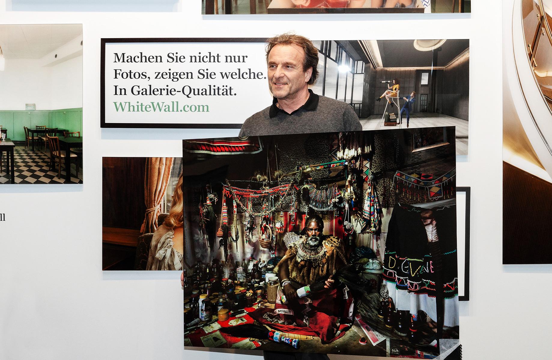 WhiteWall: 1-millionste Bestellung | Im Interview: Peter Frank | WhiteWall