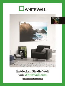 WhiteWall auf der photokina 2016.