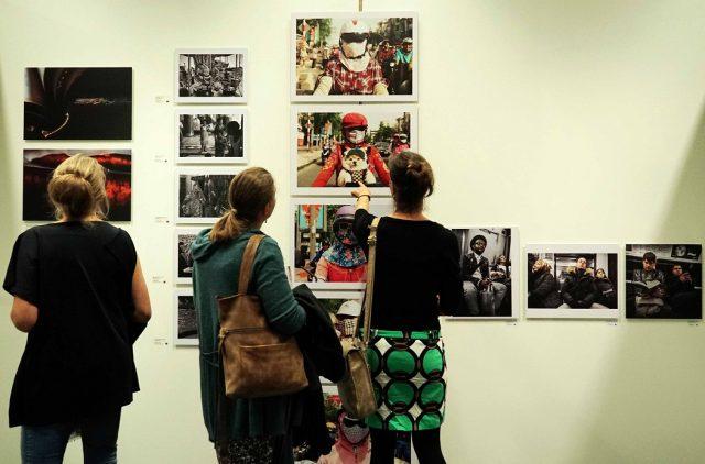 Die Berlin Foto Biennale im Palazzo Italia