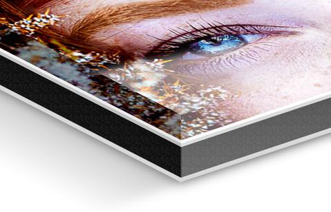ultraHD ermöglicht eine doppelt so hohe Auflösung wie bei herkömmlichen Foto-Abzügen