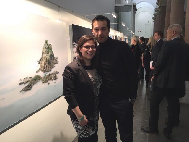 Victoria Schlage und Andreas Elsholz bei der Heartwork 2016