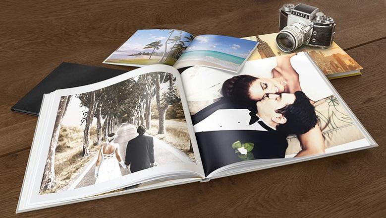 Ein Fotobuch hält Momente für die Ewigkeit fest