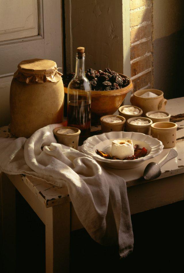 Mit Stillleben die Küche verschönern