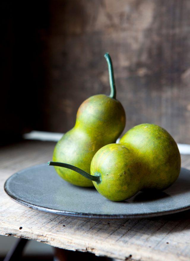 Obst und Gemüse eignen sich ideal als Motiv