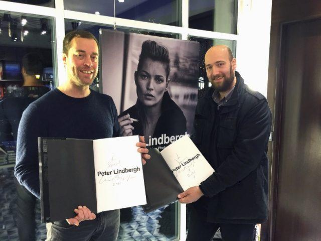 Die beiden Gewinner zeigen A Different Vision on Fashion Photography