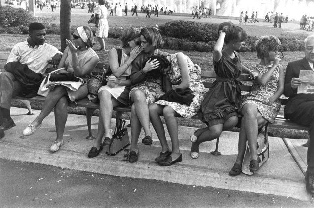 Garry Winogrand war einer der bedeutendsten Vertreter der Street Photography