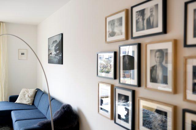 Fotografien auf Barytpapier und Ilford-Papier