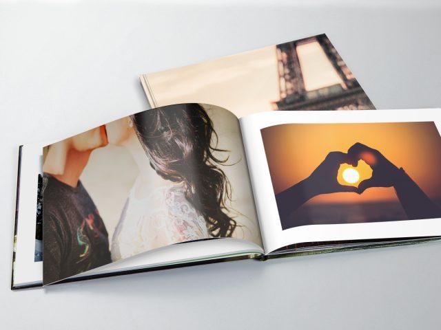 Die schönsten Momente in einem Fotobuch zusammenstellen
