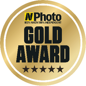 NPhoto Gold Award ultraHD-Print