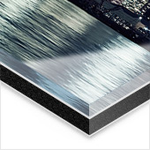 Create Acrylic ultraHD Metallic Photo Print