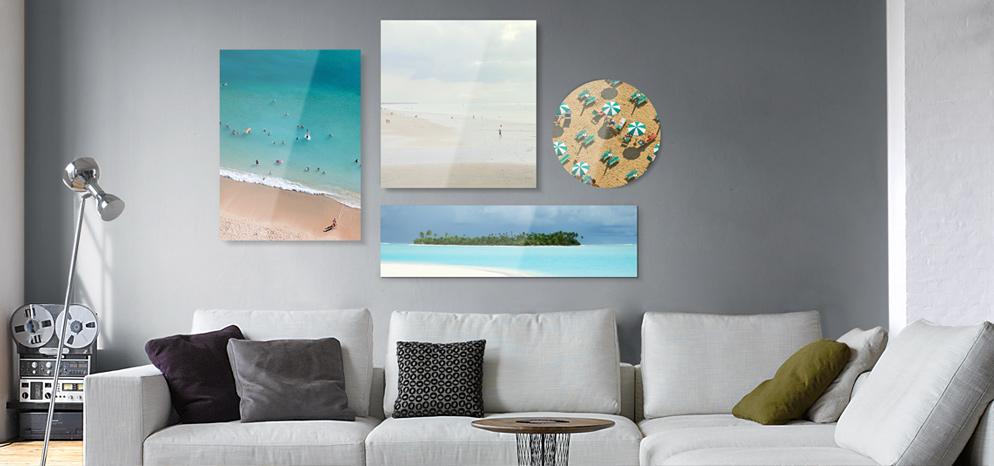 acrylglas foto. Black Bedroom Furniture Sets. Home Design Ideas