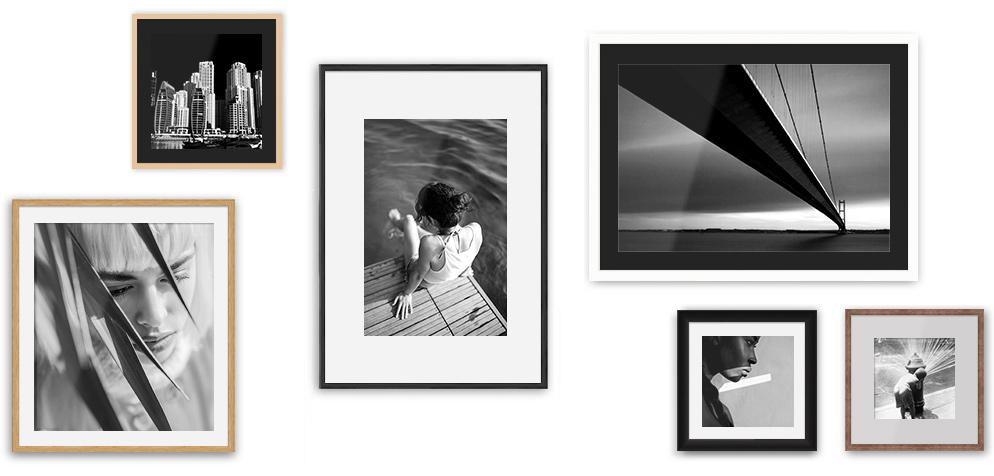 Baryta B&W Photo Print Paper - WhiteWall
