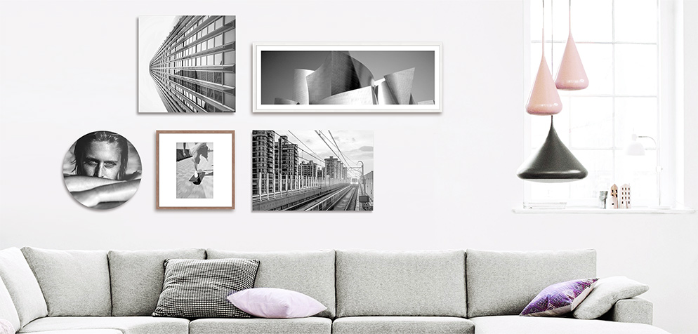 Ilford B&W Photo Print Format Of Your Choice