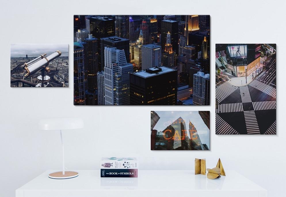 fotoleinwand glossy ihr foto auf gl nzender leinwand. Black Bedroom Furniture Sets. Home Design Ideas