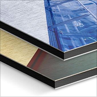 Direct print on brushed aluminum | WhiteWall