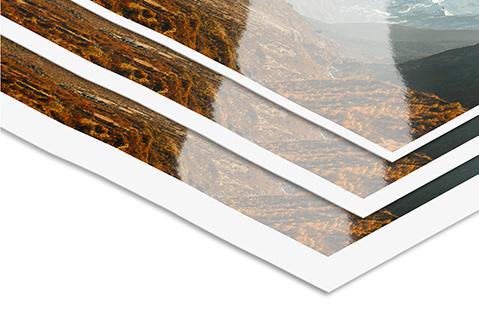 Fuji Crystal DP II Optional White Border