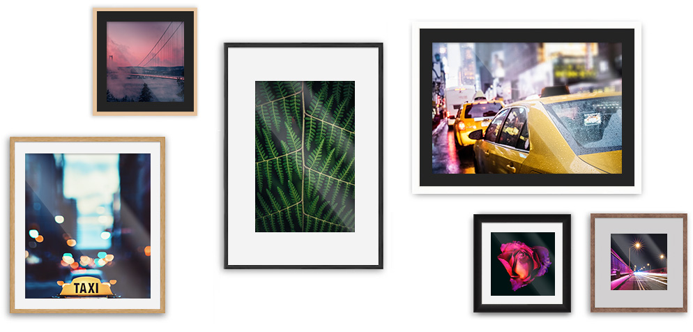 Fujiflex High Gloss Photo Print Frames