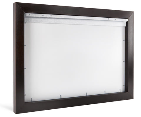 Photo Print With Wood Frame with secure Wall-mount