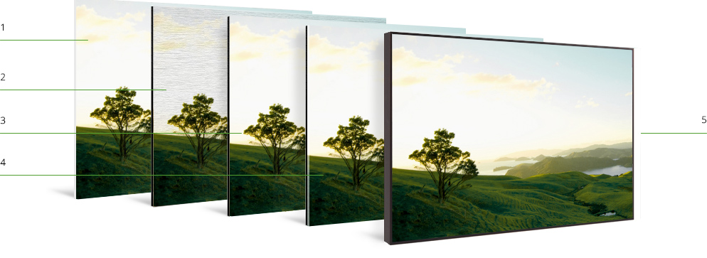 Photo Print With Wood ArtBox offers