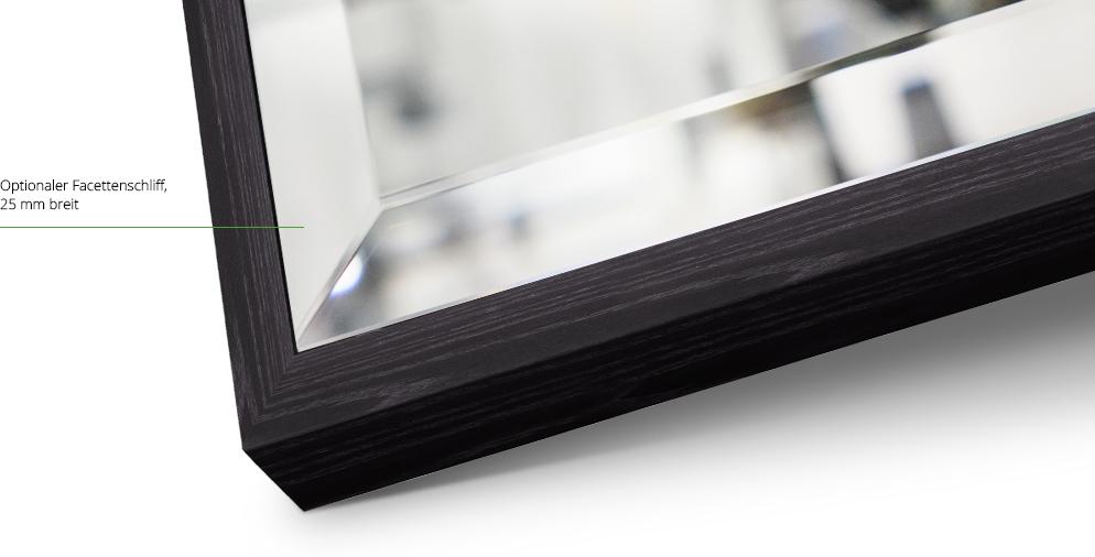 spiegel nach ma online kaufen wandspiegel mit rahmen whitewall. Black Bedroom Furniture Sets. Home Design Ideas