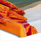 Foto-Leinwand Textil - Thermosublimationsdruck