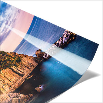 create ultraHD Photo Print Under Acrylic Glass