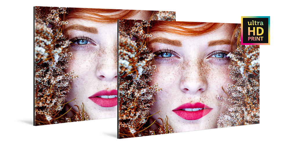 ultraHD Photo Prints Under Acrylic Glass offer
