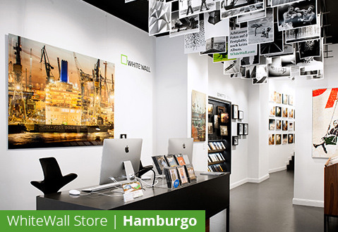 WhiteWall Hamburgo